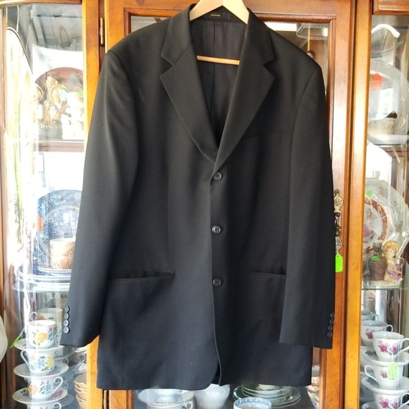 Lord West Other - Lord West Men's Suit Jacket Black Size 42 Long